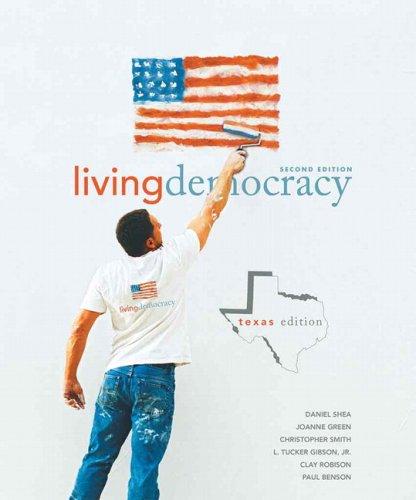 Living Democracy, Texas Edition (2nd Edition)