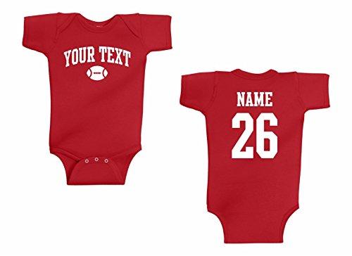 Custom Baby Bodysuit - 3