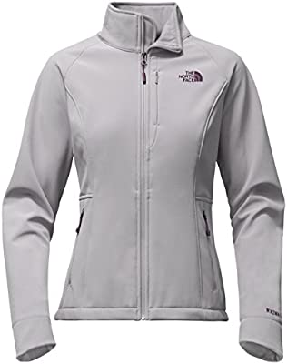 484a278ead0e Amazon.com  The North Face Women s Apex Bionic Jacket Metallic Silver  (Prior Season) Outerwear  Sports   Outdoors