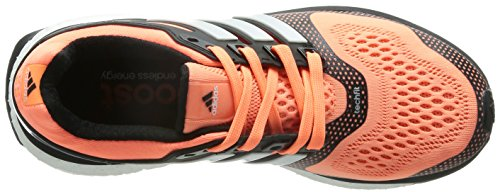 Orange Boost Energy B40903 Adidas Womens ESM White Trainers Running Black qFxCv10w