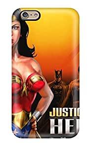 Anti-scratch And Shatterproof Wonder Woman Phone Case For iphone 4 4s/ High Quality Tpu Case