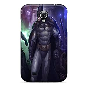 New CaseBar Super Strong Batman Arkham City Tpu Case Cover For Galaxy S4