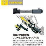 トピーク(TOPEAK)ハイブリッドロケットRX PPM08900【携帯ポンプ/CO2インフレーター】
