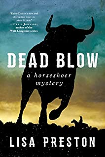 Book Cover: Dead Blow: A Horseshoer Mystery