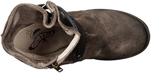 Freebird Womens Blaze Boots Wine Suede