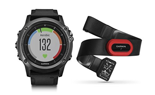 Garmin Fenix Gray Performer Bundle