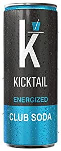 Kicktail Mixers (Club Soda) Energy