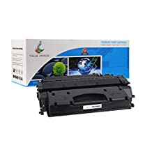 TRUE IMAGE HECF280X Compatible Toner Cartridge Replacement for HP CF280X (Black)