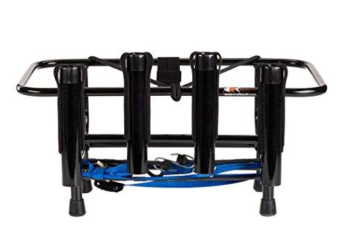 Jet ski fishing rack 4 rod holders no plates desertcart for Jet ski fishing rack