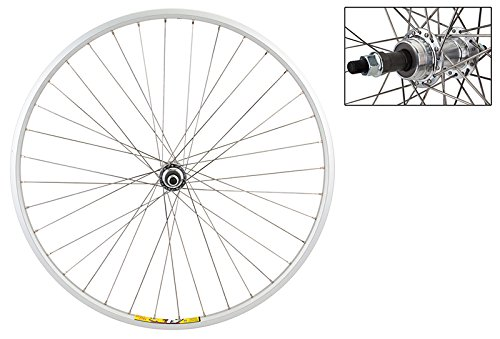 Wheel Master 700c Hybrid/Comfort Rear Wheel Weinmann ZAC19, 5/6/7 Speed FW, 36H, Silver