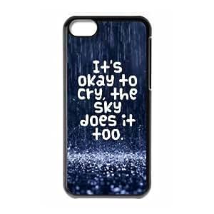 OKAY iPhone 5c Cell Phone Case Black yyfabd-245466