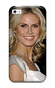 New Style Case Cover QuOMSzV8106jLulg Heidi Klum Compatible With Iphone 5c Protection Case