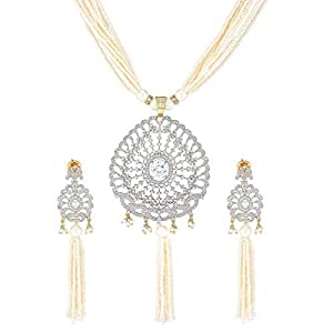 Aurora Women Alloy Jewelry Set