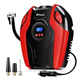 Best Air Compressor For Car Tires - Breezz Tire Inflator, Air Compressor Pump, 12V DC Review