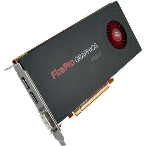 600 Mhz Core - Brand New Sapphire, Inc - Sapphire Firepro V5900 Graphic Card - 600 Mhz Core - 2 Gb Gddr5 Sdram - Pci Express 2.1 X16 - Half-Length/Full-Height - 4096 X 2160 - Crossfire Pro - Fan Cooler - Directx 11.0, Opengl 4.2, Opencl 1.1 - Displayport - Dvi