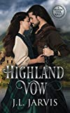 Highland Vow: A Highland Honor Romance by  J.L. Jarvis in stock, buy online here