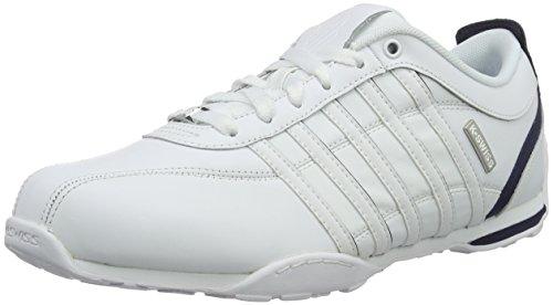 Blanc Hommes 959 K Des Arvee Bleu Bas suisse blanc Blancs top Baskets Marine wz46xSCq4
