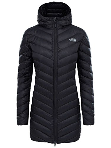 Chaqueta Black Tnf Mujer North T93brk Parka Face The qw7RS8t