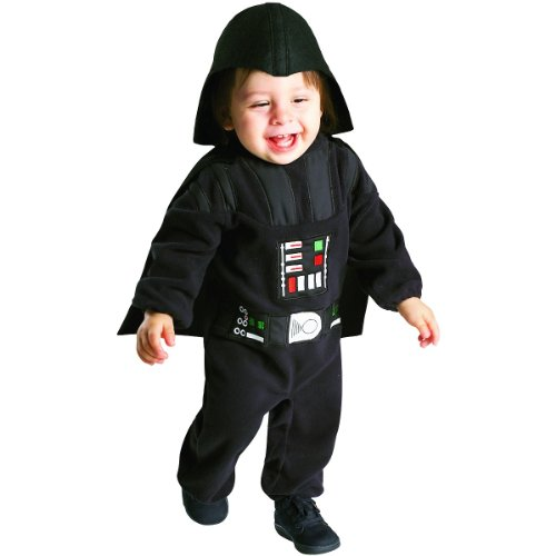 Darth Vader Toddler Costumes (EP3 Darth Vader Size: Toddler (Toddler (24 Months)))