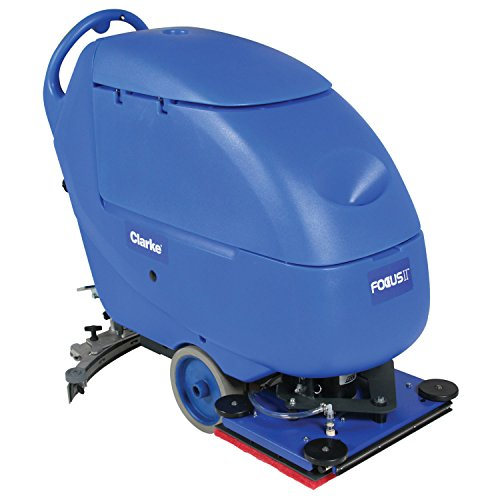 (Clarke Focus II L20 BOOST Commercial Walk Behind Automatic Scrubber 20)