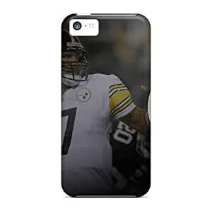 linJUN FENGFor Iphone 5c Premium Tpu Case Cover Pittsburgh Steelers Protective Case