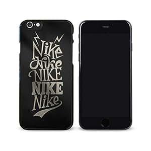 Just Do it Nike logo image Custom iPhone 6 Plus 5.5 Inch Individualized Hard Case Kimberly Kurzendoerfer