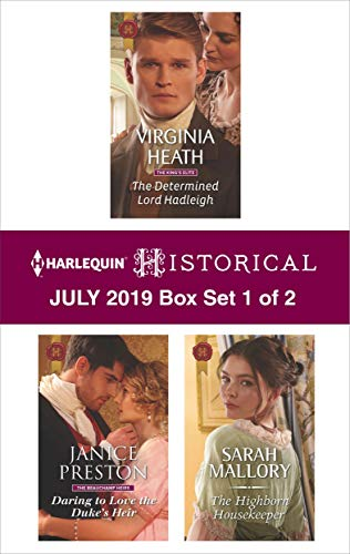 (Harlequin Historical July 2019 - Box Set 1 of 2)
