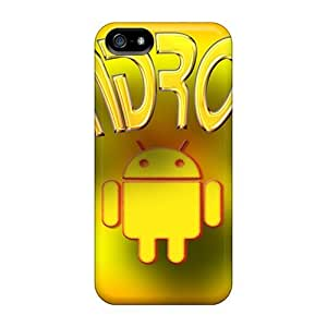 High Quality Shock Absorbing Case For Iphone 5/5s-android