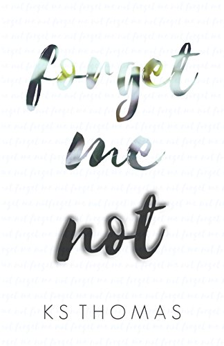 Forget Me Not K S Thomas ebook product image