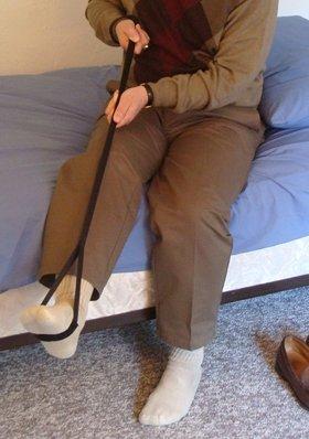 AliMed Leg Up Leg Lifter