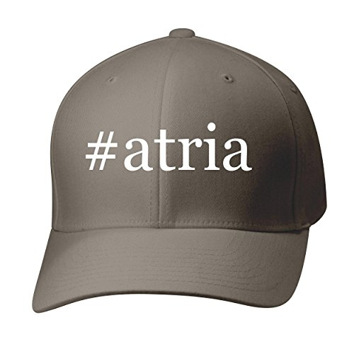 BH Cool Designs #atria – Baseball Hat Cap Adult, Dark Grey, Large/X-Large