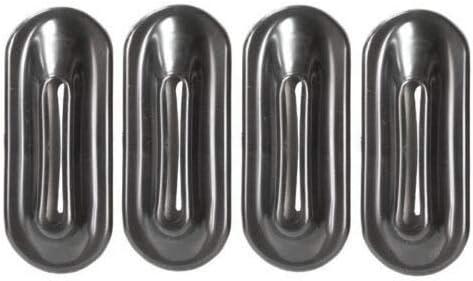 Lot de 4 /œillets en fer pour pare-chocs