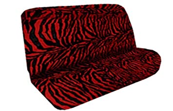 Fantastic Amazon Com Universal Fit Animal Print Bench Seat Cover Gmtry Best Dining Table And Chair Ideas Images Gmtryco