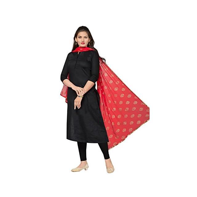 Rani Saahiba Women's Chiffon Dupatta