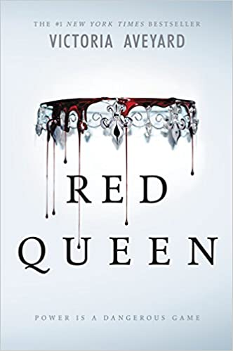 Image result for red queen series books