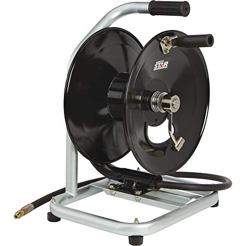 NorthStar High-Pressure Hose Reel - 5000 PSI, 100ft. Capacity ()