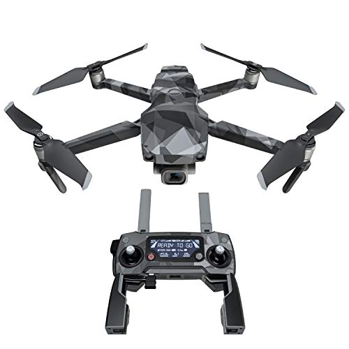 Starkiller Decal Kit for DJI Mavic 2/Zoom Drone - Includes 1 x Drone/Battery Skin + Controller Skin