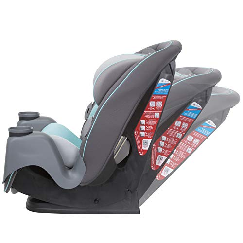41VTPSOovNL - Safety 1st Grow And Go Sprint 3-in-1 Convertible Car Seat, Seafarer