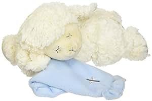 Nat and Jules Musical Plush Lamb with Blanket