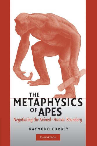 The Metaphysics of Apes: Negotiating the Animal-Human Boundary
