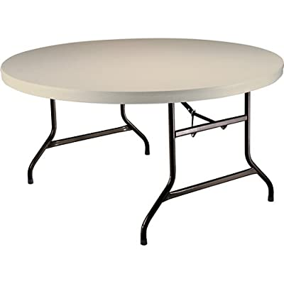 Lifetime 5' Round Utility Table (Case Pack of 4 Tables)