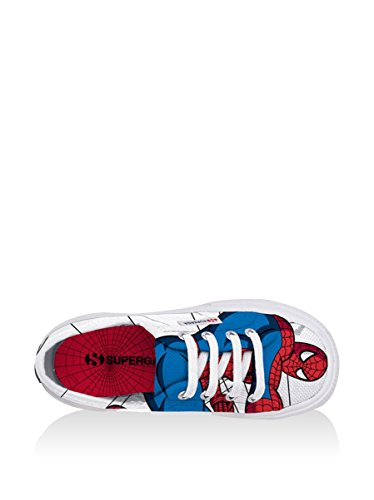 Superga Turnsch Cot Spiderman 2750 Junior Cartoon z8TzwSqC