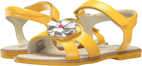 umi Kid's Mara Sandal, Yellow, 35 M EU/3 M US Little Kid (Mara Online)
