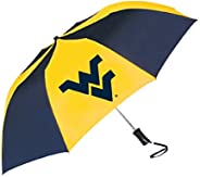 Storm Duds West Virginia Mountaineers Sporty Two-Tone Umbrella
