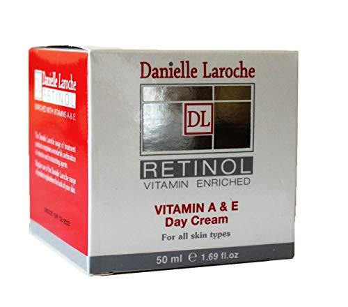 Danielle Laroche DL Retinol Vitamin Day Cream All Skin Types