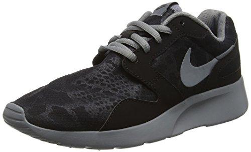 Nike Kaishi Print, Damen Laufschuhe, Schwarz (001 Black), 42 EU