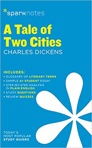 com a tale of two cities sparknotes literature guide  a tale of two cities sparknotes literature guide sparknotes literature guide series kindle edition
