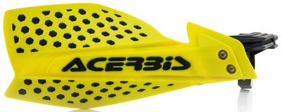 Acerbis Atv - Acerbis 7/8 or 1 1/8 X-Ultimate MX Motocross ATV Handguards Yellow/Black