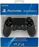 Sony - Mando Dualshock, Color Negro (PlayStation 4)