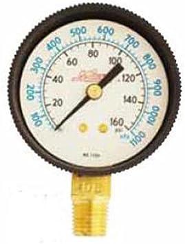 Milton 1195 Pressure Gauge